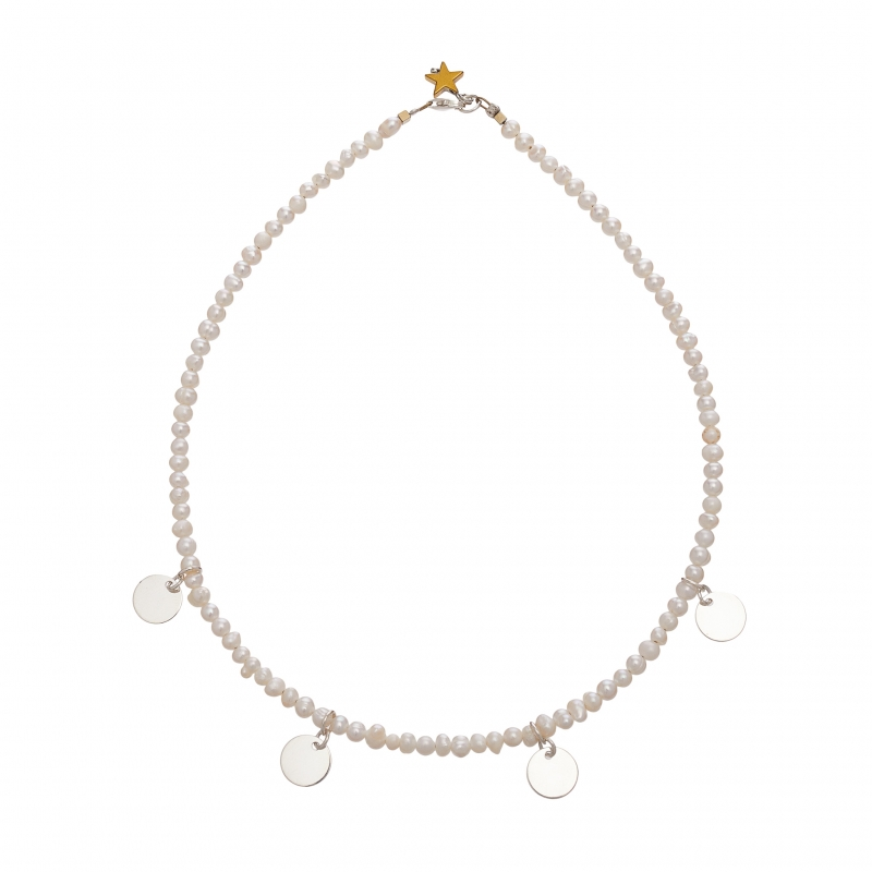 Gipsy Pearls Necklace