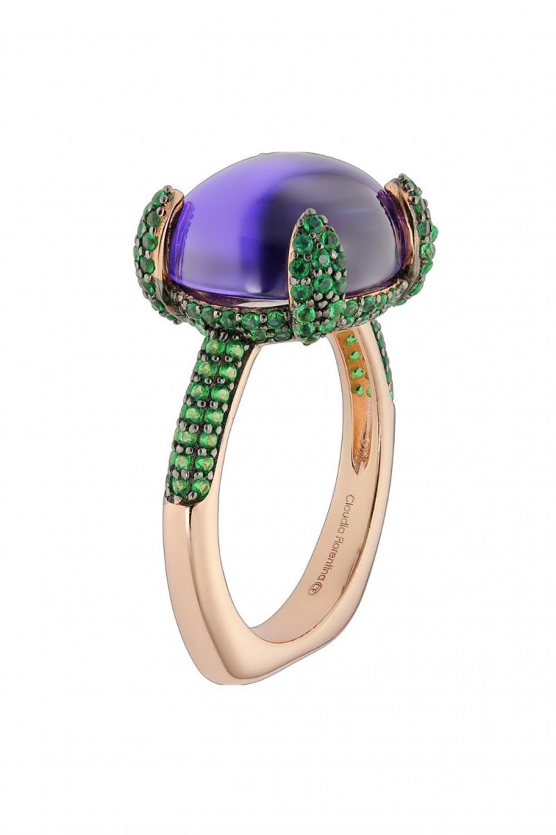 Gypsy Eye Ring II