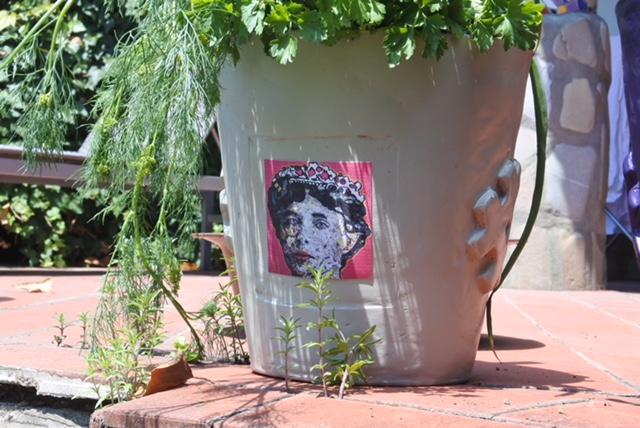 Handmade Ceramic Flowerpots Queen Marie Of Romania