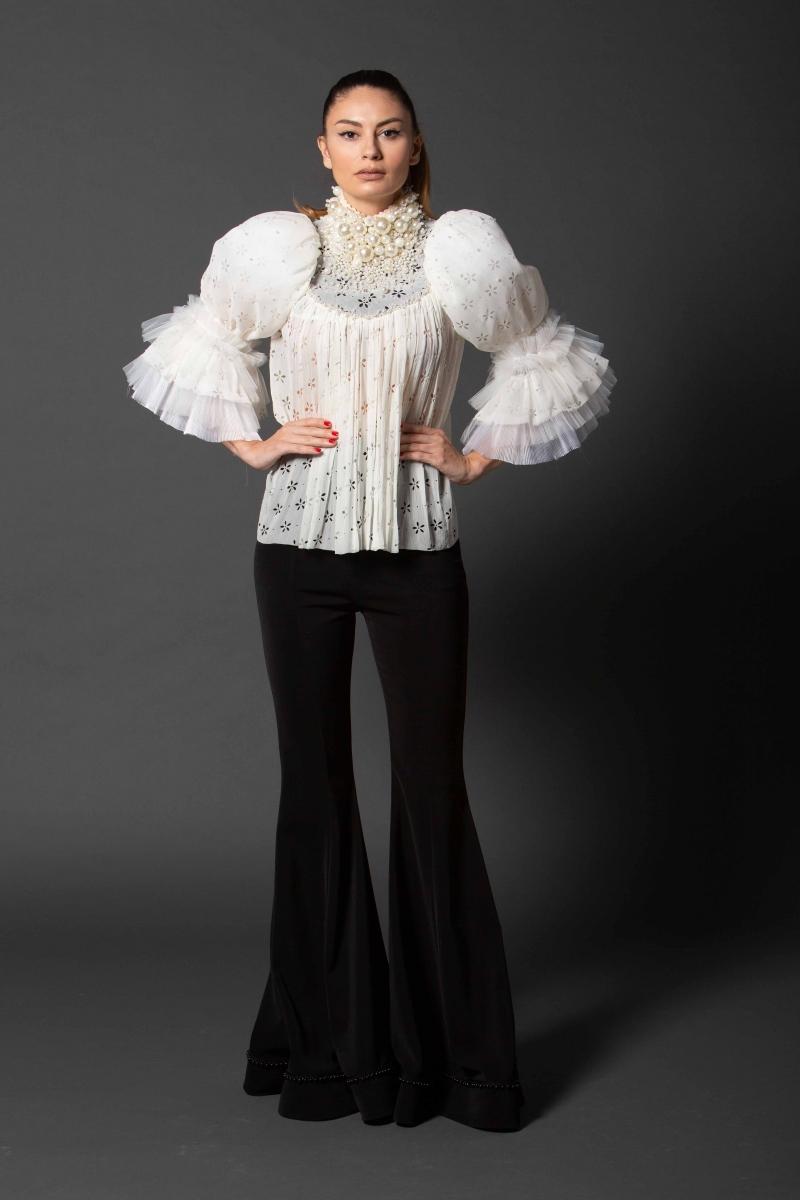 IE CLOTHING BRIDE ROMANIAN BLOUSE