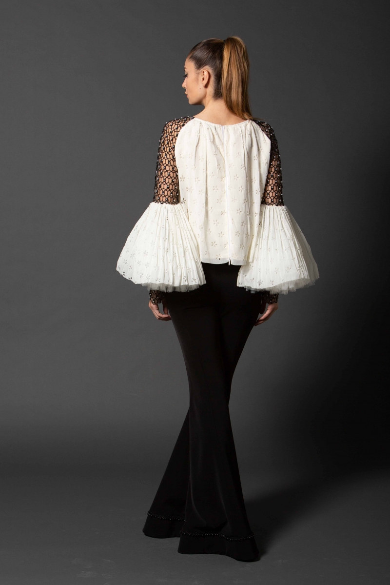 IE CLOTHING TINA Romanian Blouse Style