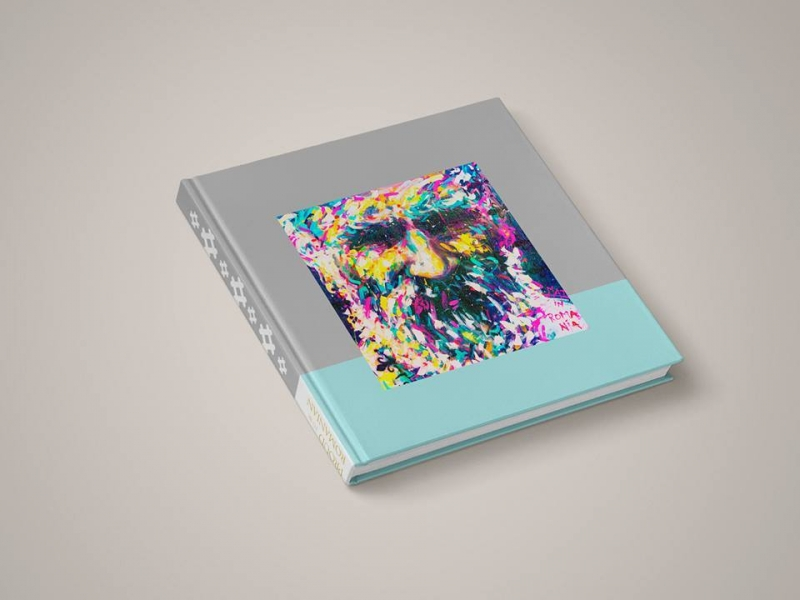 NoteBook Coperta Constantin Brancusi