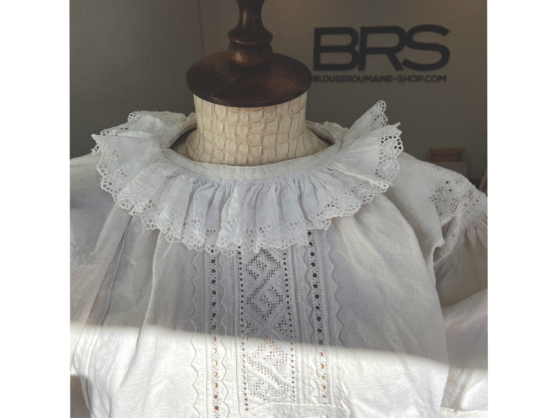 One of a kind vintage Romanian Costume - SOLD