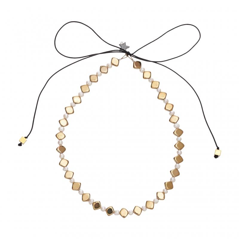 Chocker Punk Pearls
