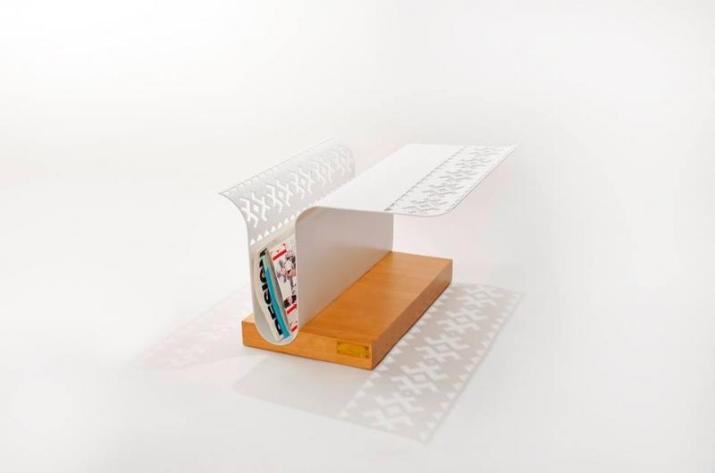 Masă Țol design Cristina Bulat -Made to order
