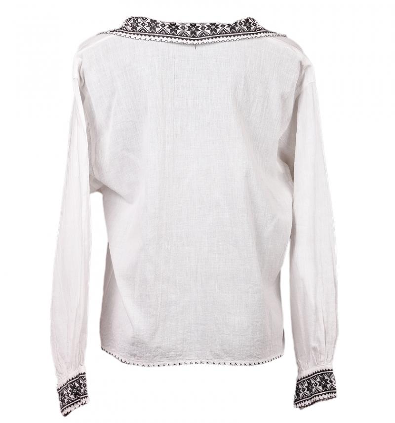 Transylvanian Romanian \Traditional Shirt For Men