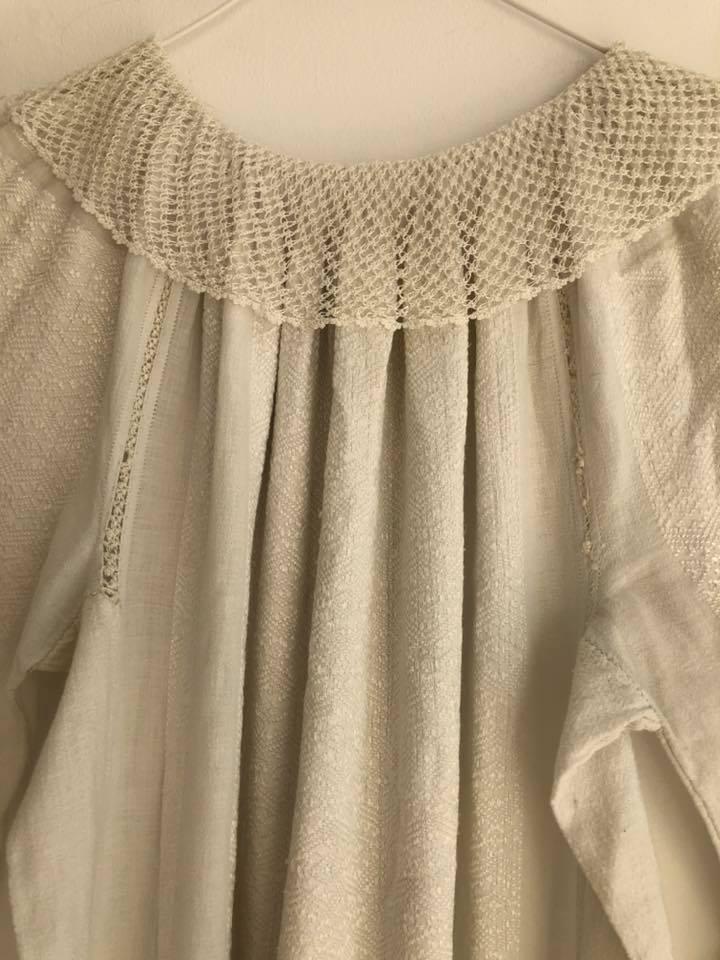 Vintage Romanian Dress